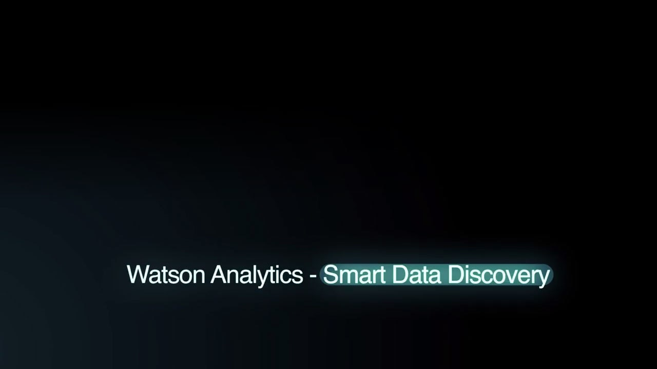 Smart Data Discovery