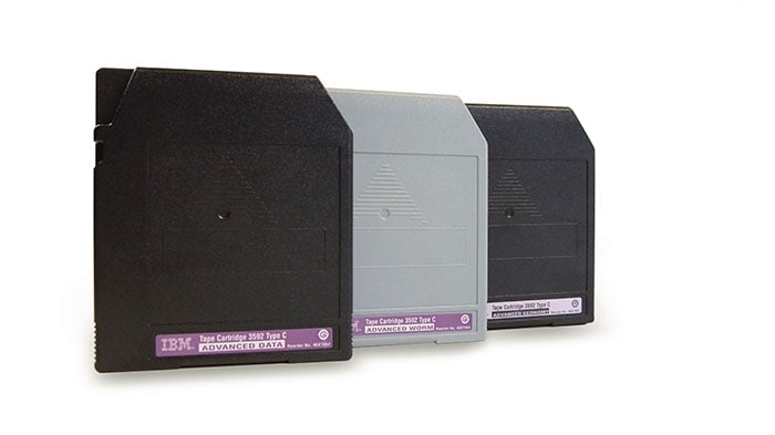 IBM Tape cartridge 3592 Type D