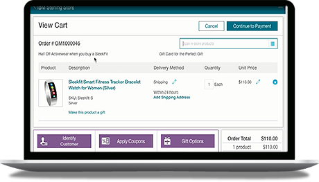IBM Sterling Order Management