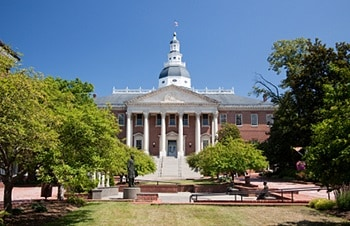 Maryland Capitol Building
