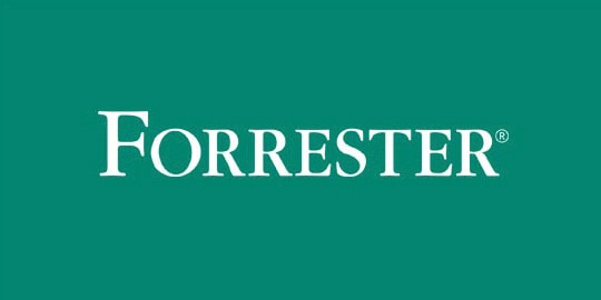 Forrester logo for PureApplication study
