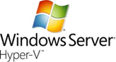 Logo for Windows Server Hyper-V