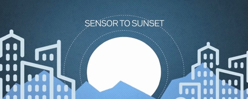 SENSOR TO SUNSET