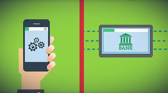 Banks drive innovation with APIs