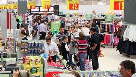 CarrefourSA opens a new store every day to reach its 750-store target