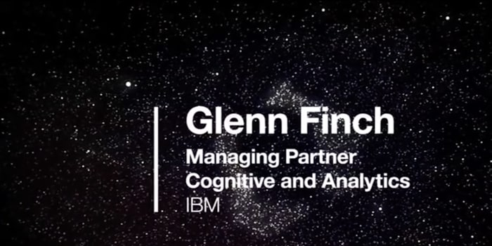 Gleen Finch | Managing Partner Cognitive and Analytics | IBM