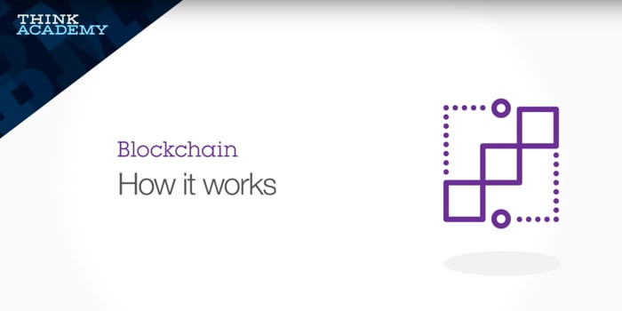 THINK ACADEMY | Blockchain How it works