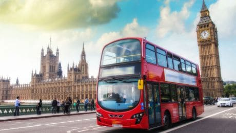 Transport for London: Creating a world-class traveler experience