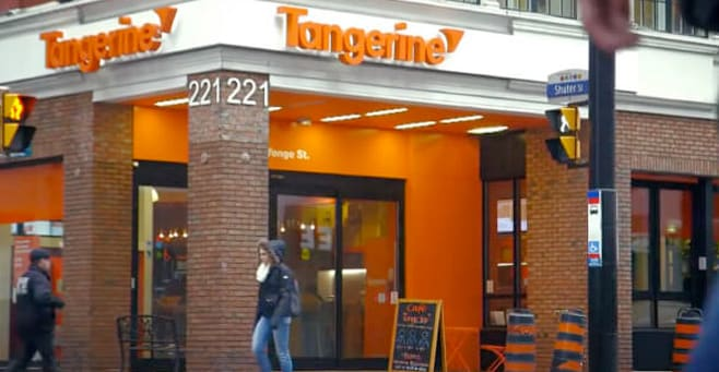 Tangerine uses IBM technologies to enhance their mobile experience