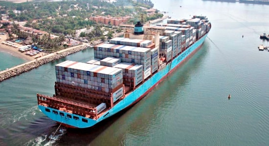 Picture of Maersk and IBM tap into Blockchain