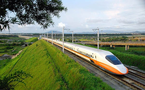 Taiwan High Speed Rail: Keeping passenger safety at the forefront