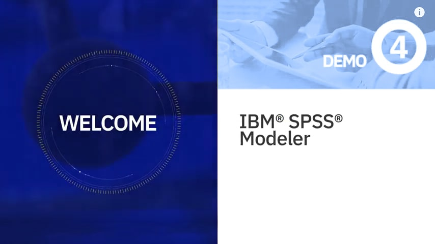 IBM SPSS Modeler Demo #4: Deploy Analysis Results