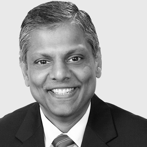 Headshot of Shanker Ramamurthy from IBM Industry Platforms