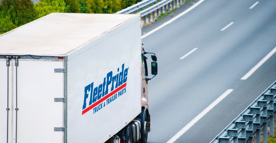 FleetPride keeps the supply chain rolling with analytics