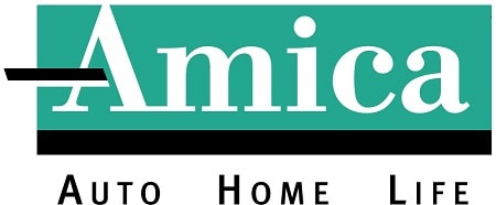 Amica Mutal Insurance business logo