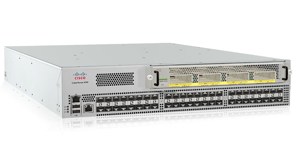 Familia Cisco MDS 9000 para IBM Storage Networking