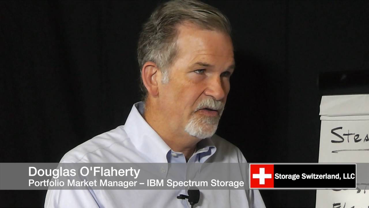 Why IBM for Hybrid Cloud Storage?