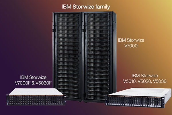 IBM Storwize family (PDF 193KB)