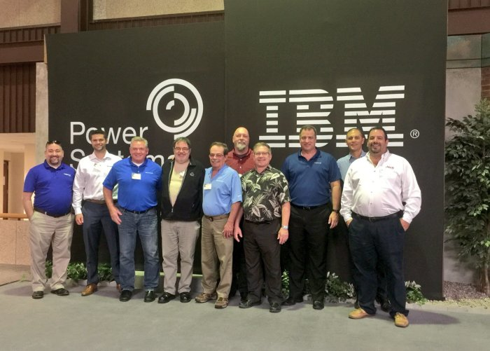 Power Systems Champions