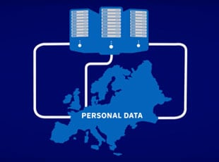 Personal data definition graphic