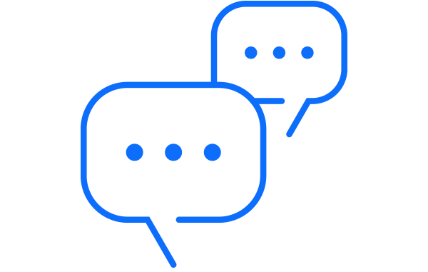 Icon for chatbot