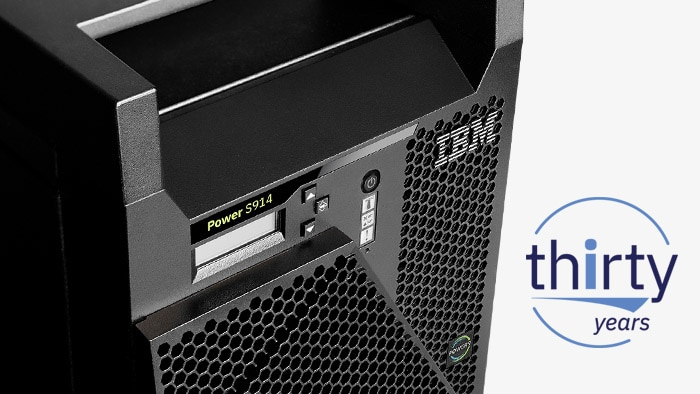 Special, limited-time offer: IBM i 30th Anniversary Edition