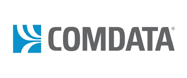Comdata logo for IBM Cloud database case study