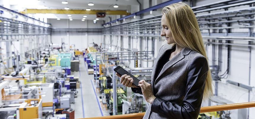 Leading Industry 4.0 for the Factory of the Future