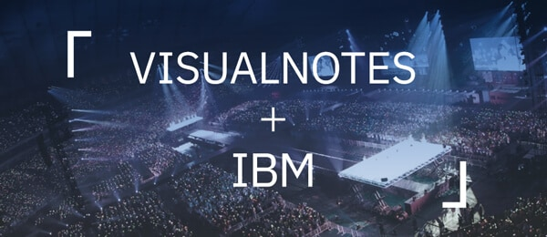 VISUALNOTES+IBM