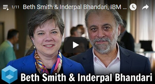 IBM leaders on extracting value from data