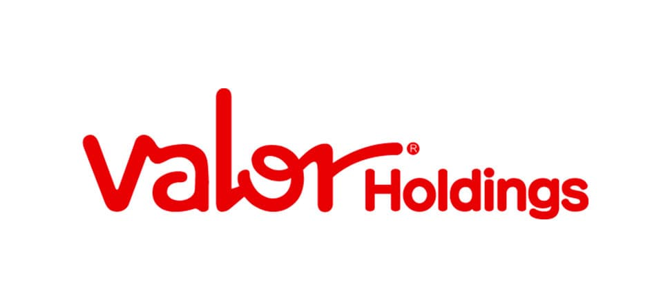 Logotipo de Valor Holdings