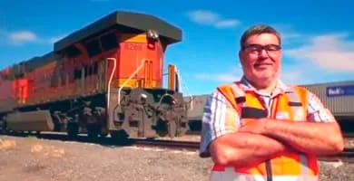 BNSF Railway reduces derailments and safety incidents using data