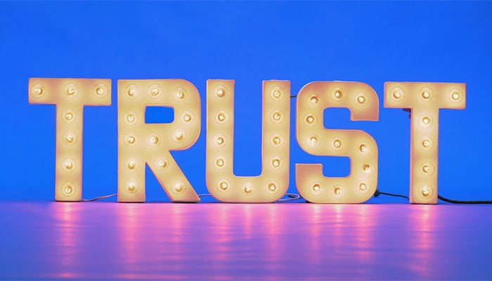 TRUST - video thumbnail