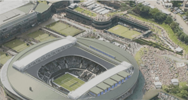 Cloud and AI drive efficiency and engagement at Wimbledon