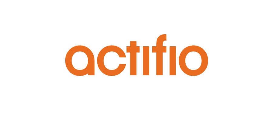 Logotipo de Actifio