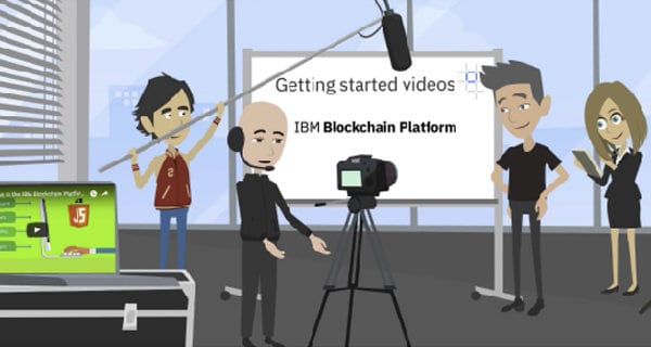 Getting started videos - IBM Blockchain Platform