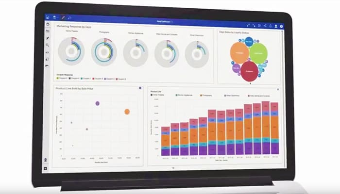 Overview cognos analytics ibm self service business intelligence with cognos analytics fandeluxe Images