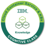 Icon representing getting started with Kubernetes on IBM Cloud