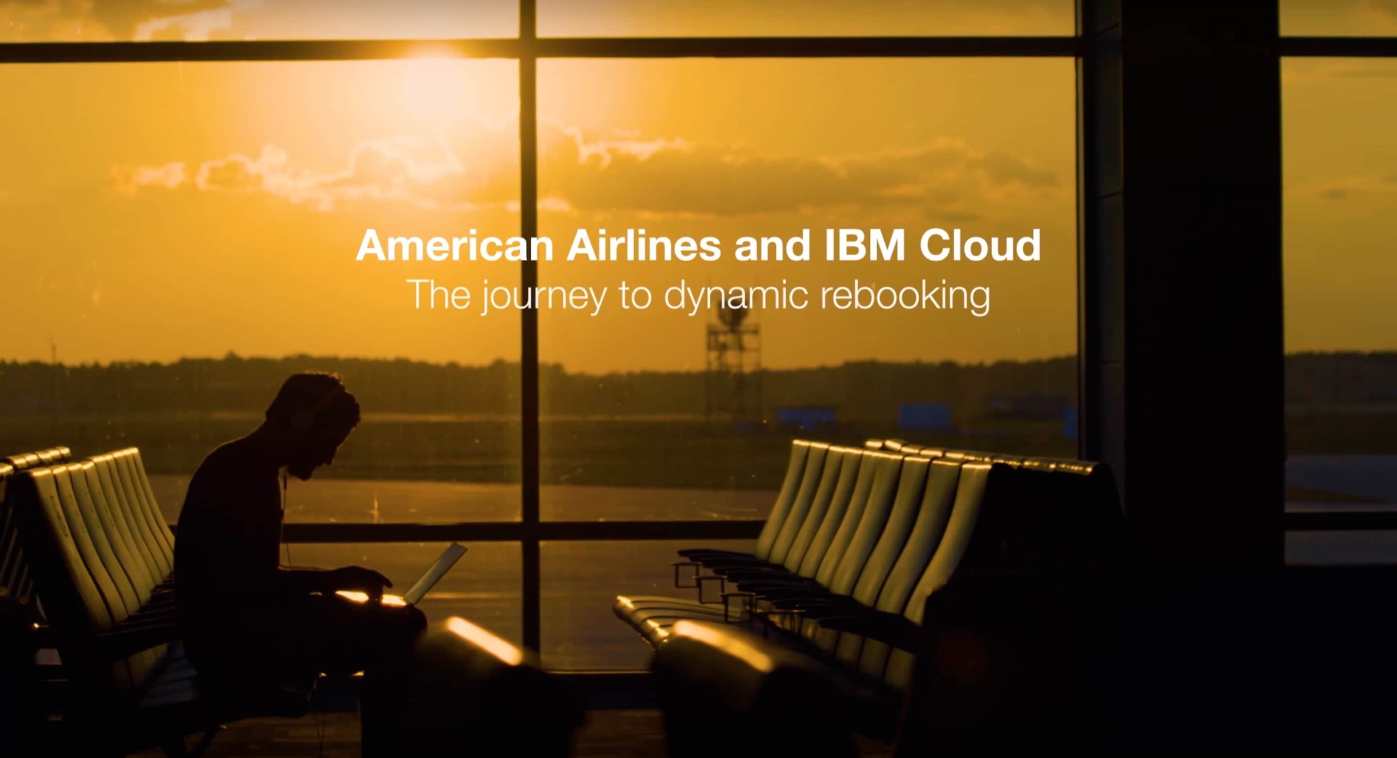 American Airlines and IBM Cloud