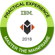 Master the Mainframe – Part 2 – PRACTICAL EXPERIENCE IBM 2018 MASTER THE MAINFRAME