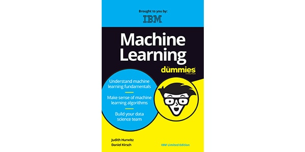 Machine Learning Dummies ebook