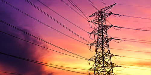 Electrical towers delivering safe energy