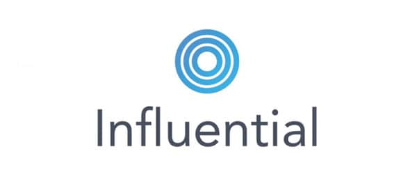 Influential logo