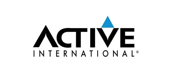 Active International logo