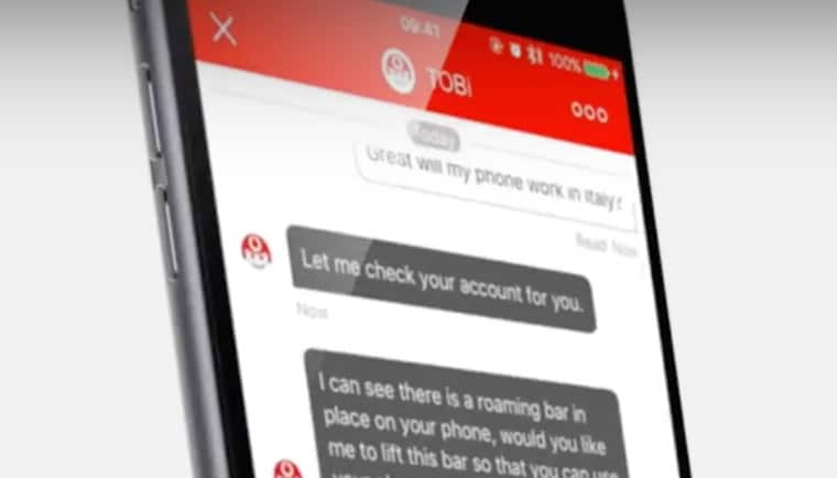 Vodafone UK uses AI to improve customer satisfaction