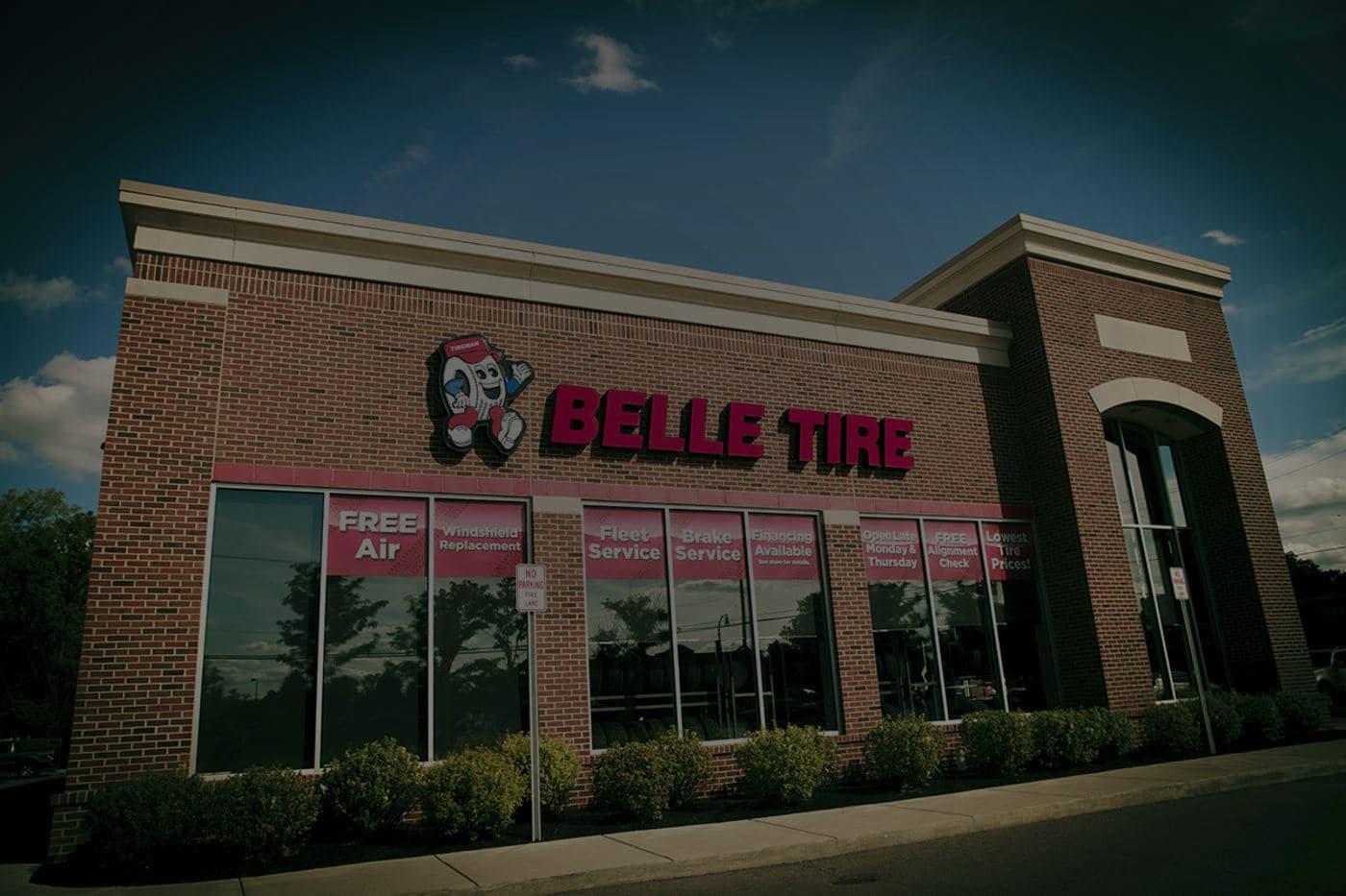 Belle Tire | IBM
