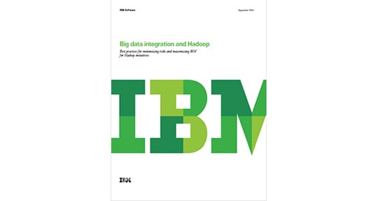 Big data integration and Hadoop thumbnail