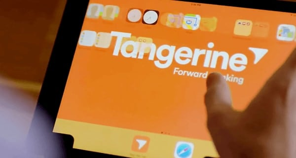 Tangerine Bank streamlines customer experience with mobile cloud solution