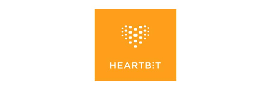 HeartBit logo for wearable fitness IBM Cloud case study