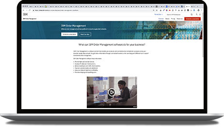 Watson Supply Chain | IBM